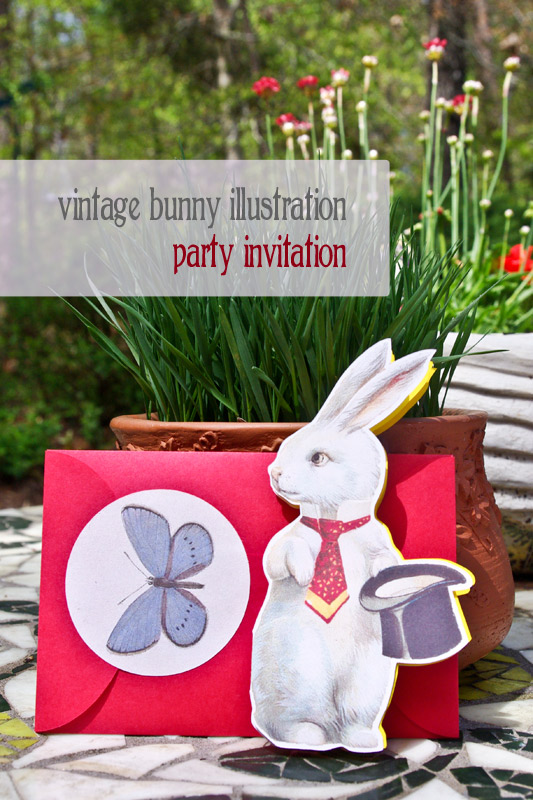 bunny-invitation