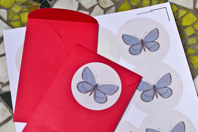 butterfly-stickers