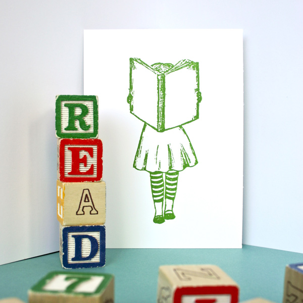 little-reader-letterpress
