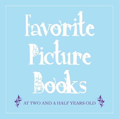 favorite picture books for toddler