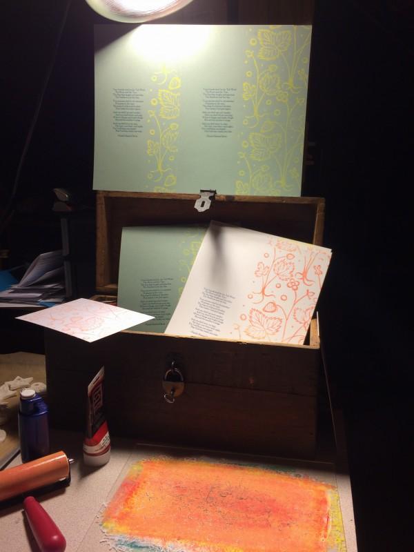 letterpress printing charlottesville virginia